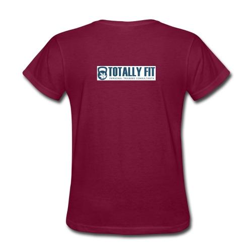 tft logo final - Women's T-Shirt