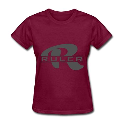 Ruler Logo - Women's T-Shirt