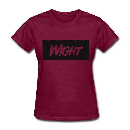 Wight LOGO - Women's T-Shirt