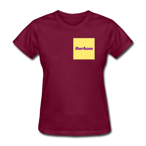 Durham Retro - Women's T-Shirt