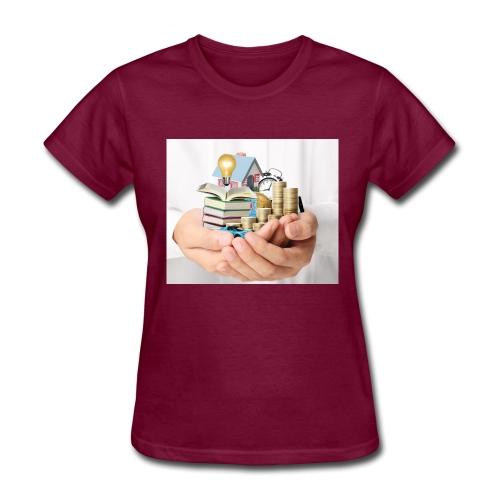 motivacion en grande - Women's T-Shirt