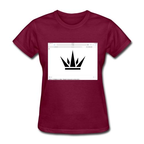 F7355767 7EF2 4C42 B2BC 1F160BC40483 - Women's T-Shirt