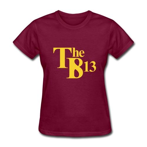 TBisthe813 YELLOW - Women's T-Shirt