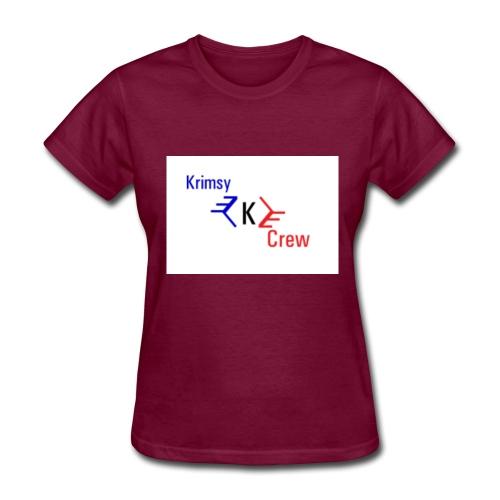 krimsy crew shirt - Women's T-Shirt