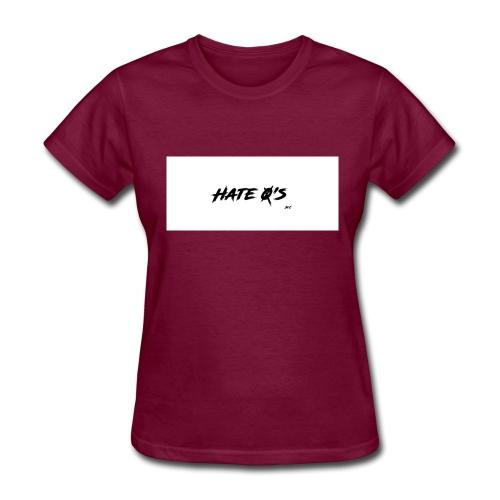 Hate0s - Women's T-Shirt