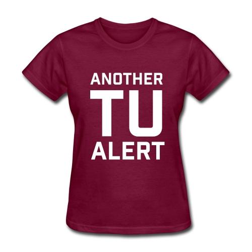 TU ALERT - Women's T-Shirt