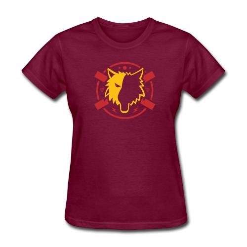 AktifWolf RedX - Women's T-Shirt