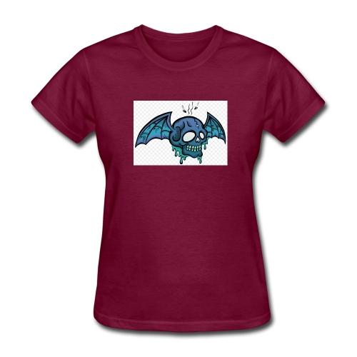 Skulling high - Women's T-Shirt