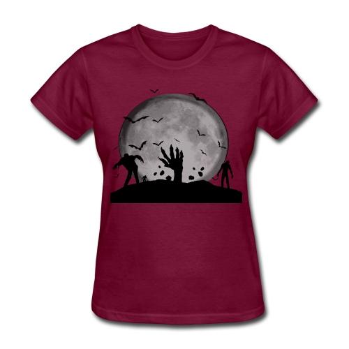 zombie shirt - Women's T-Shirt