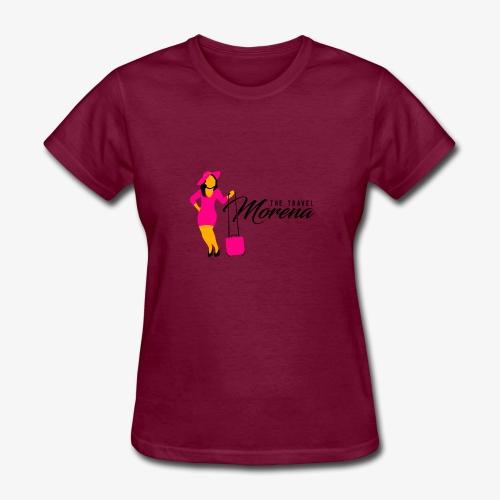 The Travel Morena2 - Women's T-Shirt