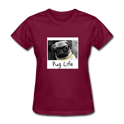 Pug life - Women's T-Shirt
