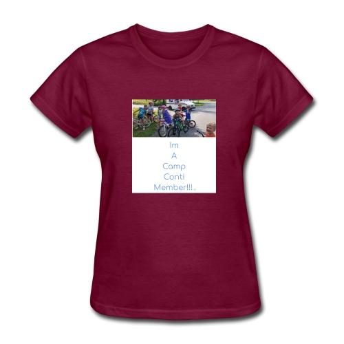 06DF6711 2214 447A 97B8 99FDAB66C010 - Women's T-Shirt