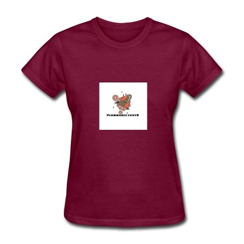 flammable coots - Women's T-Shirt