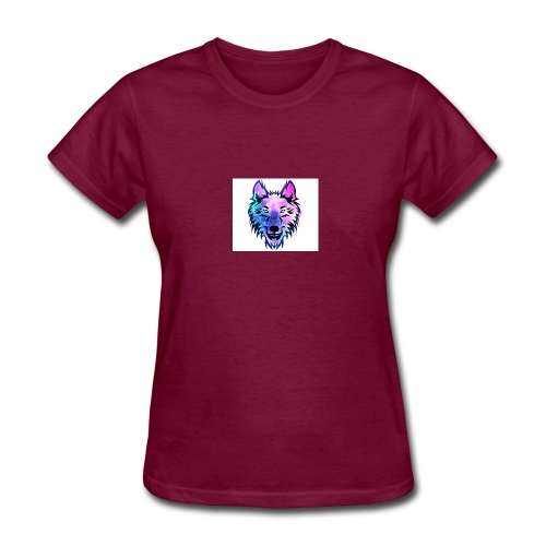 Wild inside - Women's T-Shirt