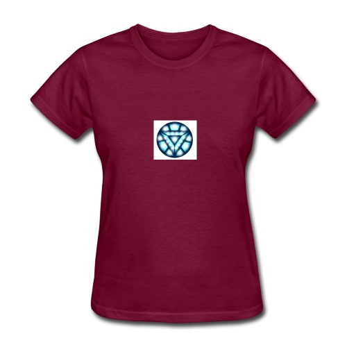 BLUE IRON - Women's T-Shirt