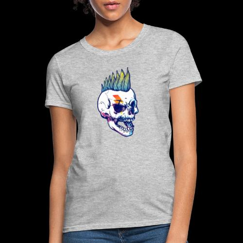 calavera cresta - Women's T-Shirt