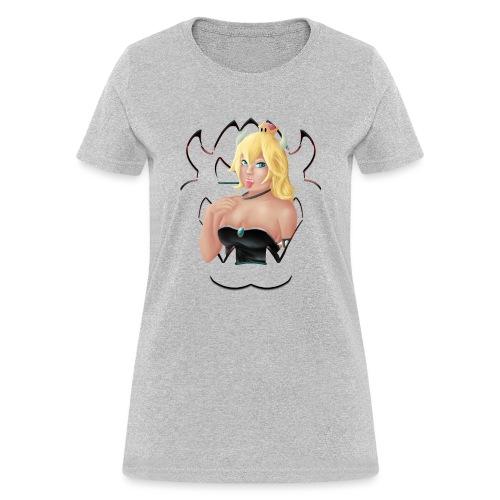 Bowsette - Women's T-Shirt