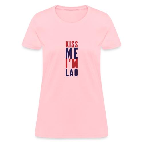 Kiss Me - Women's T-Shirt