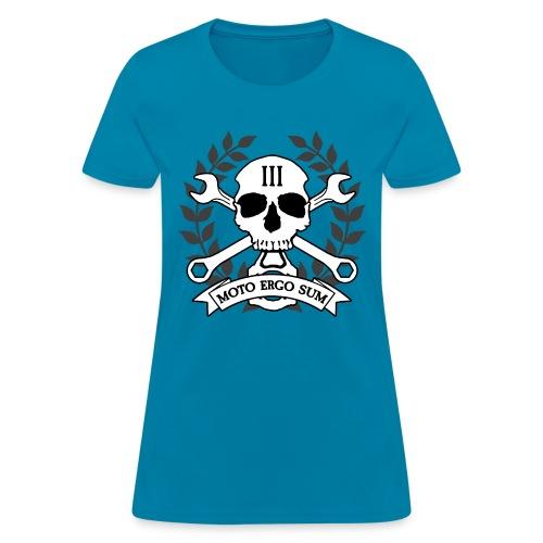 Moto Ergo Sum - Women's T-Shirt