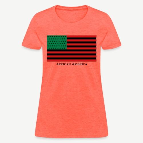 African America 2.0 - Women's T-Shirt