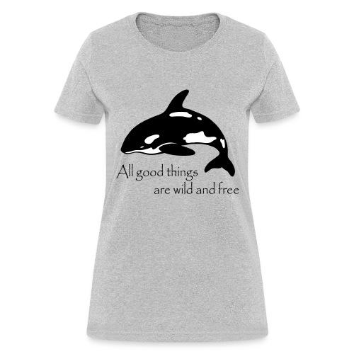 End Captivity - Women's T-Shirt
