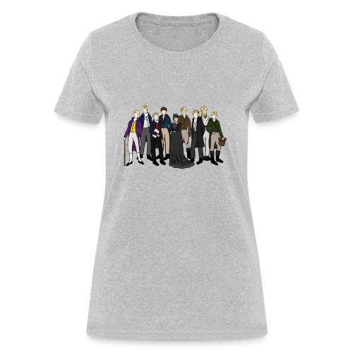 JonquilShirtC png - Women's T-Shirt
