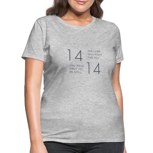Exodus1414 - Women's T-Shirt