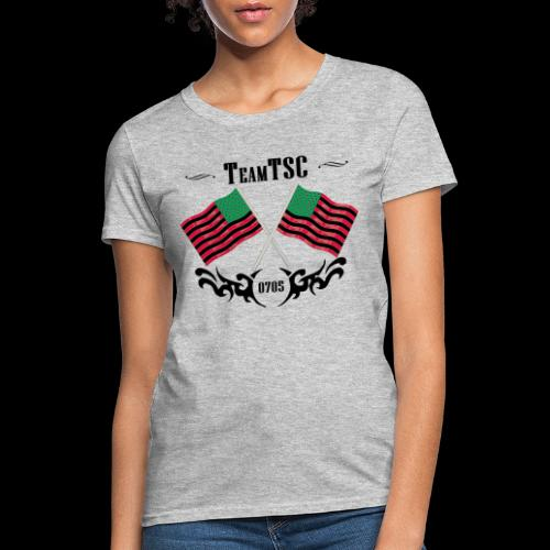 TSC 06 Flags - Women's T-Shirt