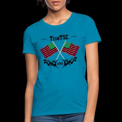 TSC 06 Flags - Women's T-Shirt