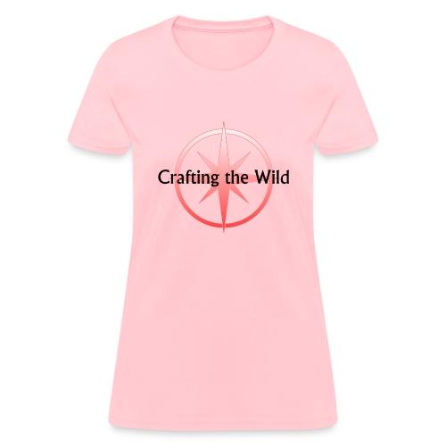 Crafting The Wild - Women's T-Shirt