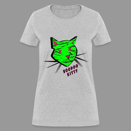 Voodoo Kitty - Women's T-Shirt
