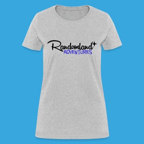 Randomland Adv Black - Women's T-Shirt