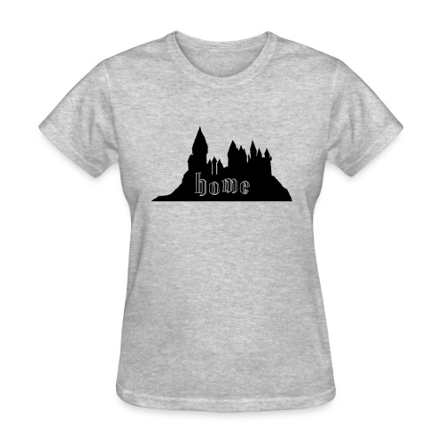 hogwartshomedesign png - Women's T-Shirt