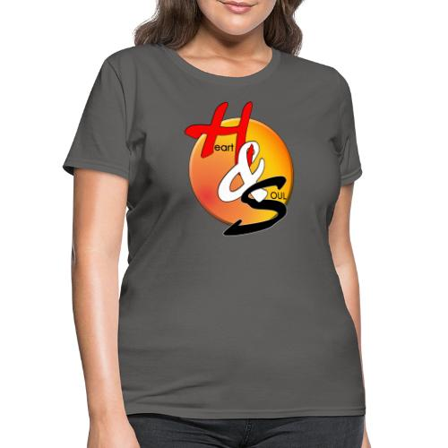 Rcahas logo gold - Women's T-Shirt