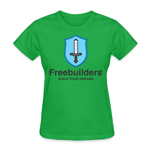 Logo Bottom - Women's T-Shirt