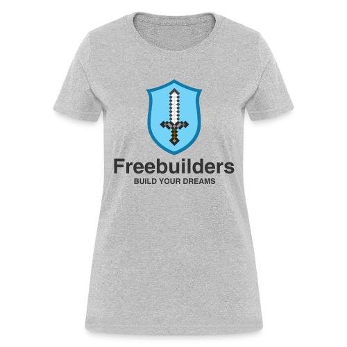 Logo Bottom - Women's T-Shirt
