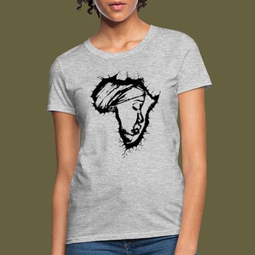 Mama Africa - Women's T-Shirt