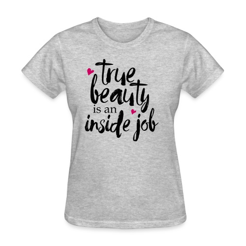 Beauty from Within - Women's T-Shirt