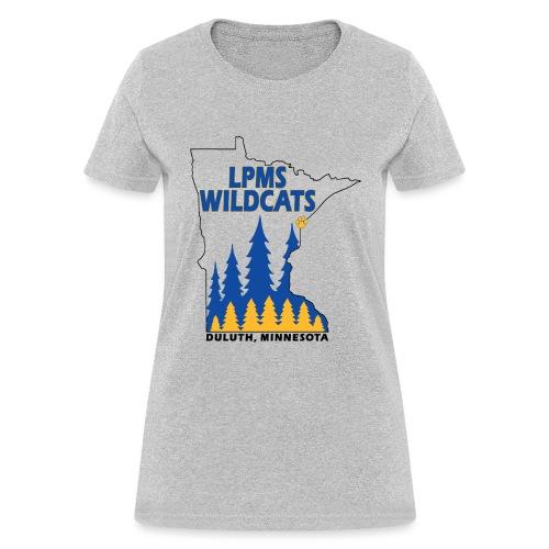 Minnesota Wildcats - Women's T-Shirt