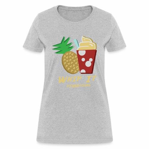 Whip It, Adventure - Women's T-Shirt
