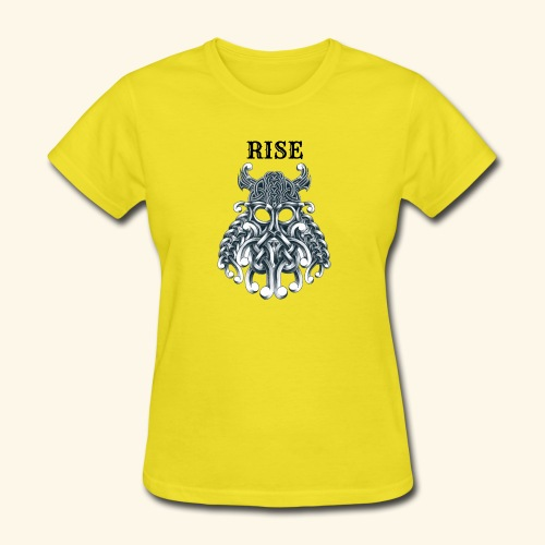 RISE CELTIC WARRIOR - Women's T-Shirt