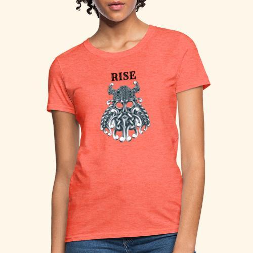 RISE CELTIC WARRIOR - Women's T-Shirt
