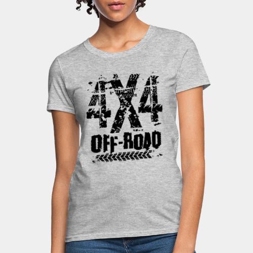 4x4 offroad adventure - Women's T-Shirt