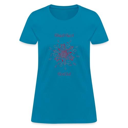 Happy Yule - Women's T-Shirt