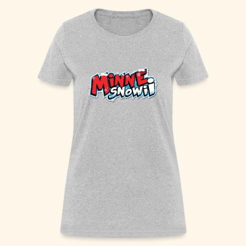 MinneSnowii Official Logo1 Web - Women's T-Shirt