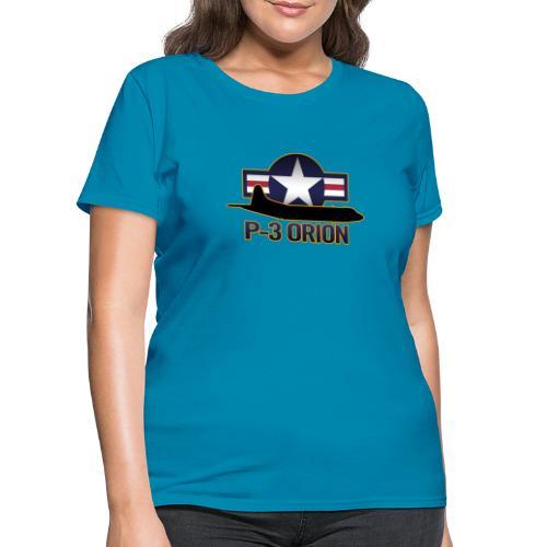 P-3 Orion - Women's T-Shirt