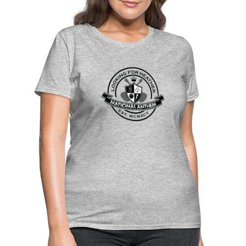 Looking For Heather - National Anthem Crest - Women's T-Shirt