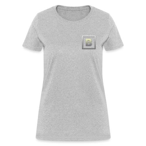 Boehm (square Logo) - Women's T-Shirt