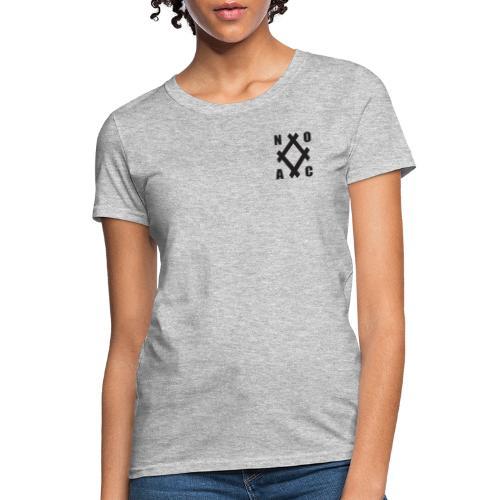noac b diamond transparent - Women's T-Shirt