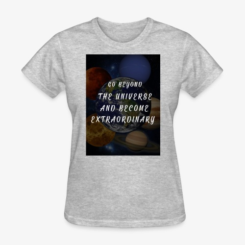 Beyond The Limits - Women's T-Shirt